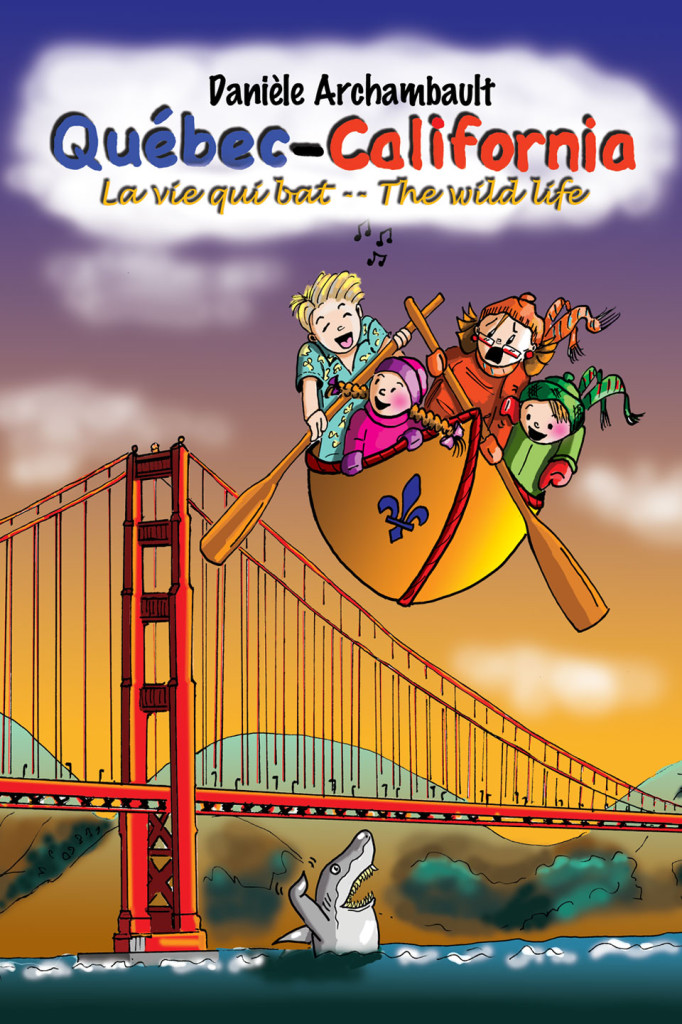 Québec-California. Now available as a multitouch iBook! Maintenant disponible en iBook!