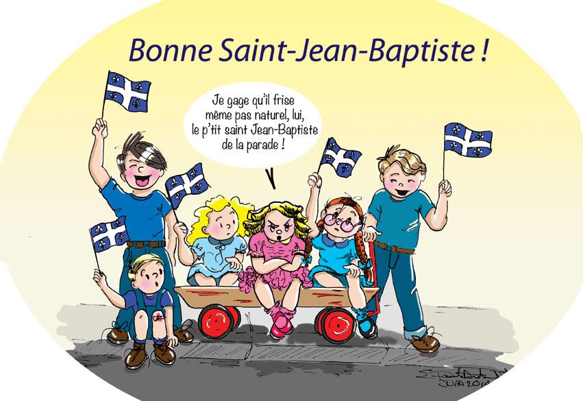 Bonne Saint-Jean-Baptiste !